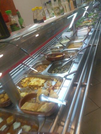 Lisboa Grill: Buffet