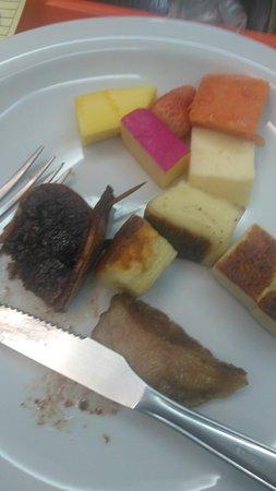 Lisboa Grill: File e queijo deliciosos