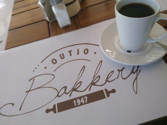 Outjo, Namibia: Bakkery