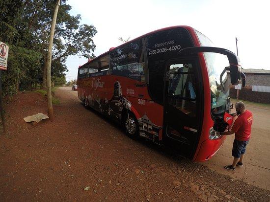 Loumar Turismo: Onibus do City Tour na Argentina