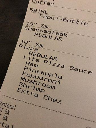 Bourbon street pizza belleville coupons