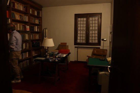 Salgareda, Italia: studio