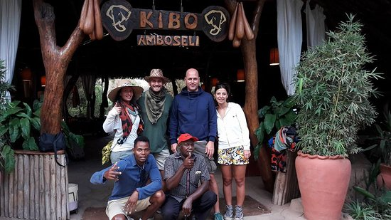 Safari in Kenya Con Samba: Amboseli National Park