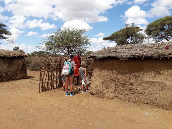 Safari in Kenya Con Samba: Amboseli Villaggio Masai