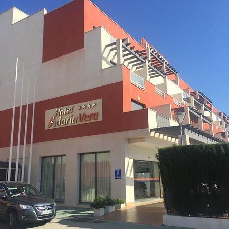 Playas de Vera, Ισπανία: Hotel Adaria Vera