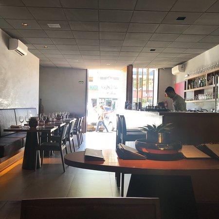 Restaurante Nebbiolo: Restaurante na hora do almoço