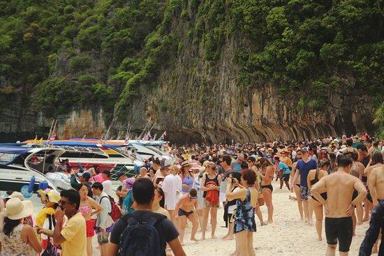 Ko Phi Phi Le: Maya Bay