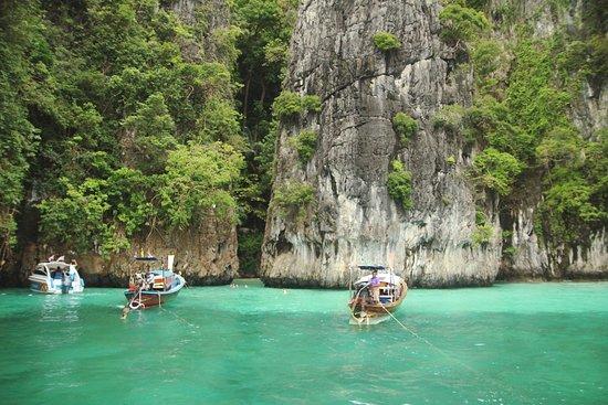 Ko Phi Phi Le: Atmosphere