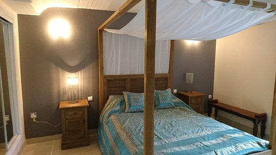 Conques-sur-Orbiel, France: Loire Bedroom