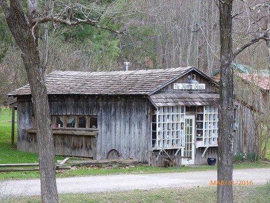 Helvetia, Δυτική Βιρτζίνια: Honey Haus