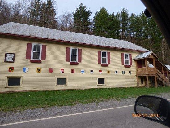 Helvetia, Δυτική Βιρτζίνια: Community Center