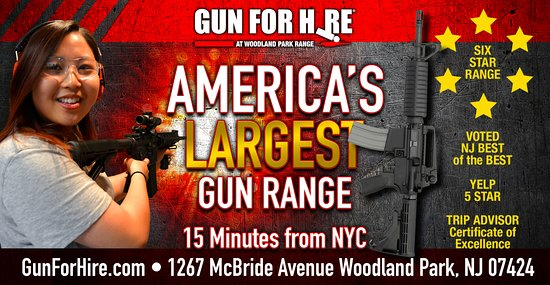 ‪Gun For Hire Shooting Range‬