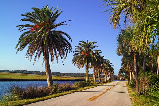 The Ormond Beach Scenic Loop & Trail is a 30+ mile scenic route that will take you back in time.