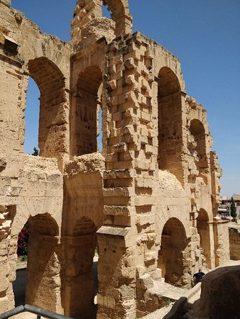Amphitheatre of El Jem Resmi