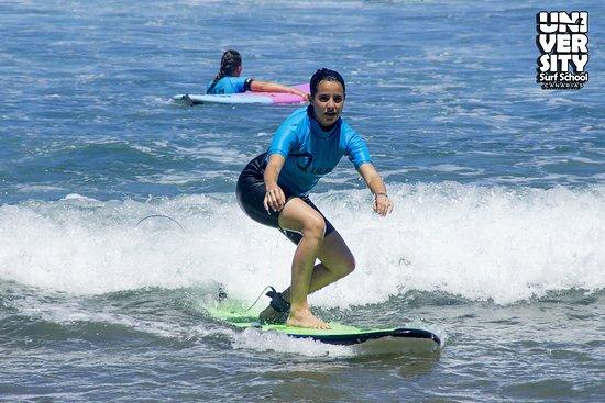 University Surf School