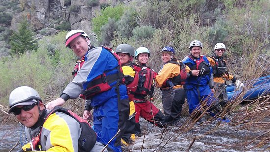 Alberton, MT: Swiftwater Rescue Training on the Bighole River