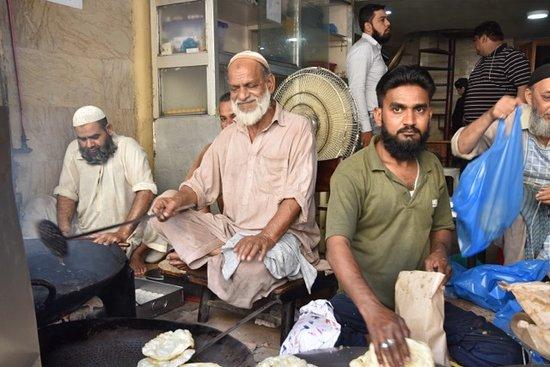 Pakistan Chowk Community Centre: Karachi Sweets
