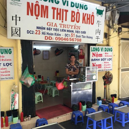 Small-Group Hanoi Street Food Tour with a Real Foodie Φωτογραφία