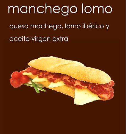 Els Poblets, Hiszpania: Mangchego-Lomo