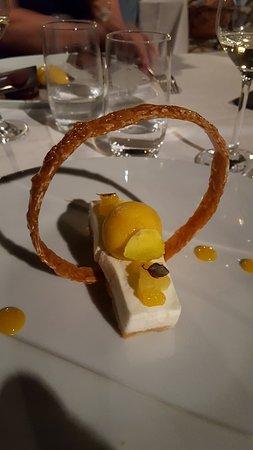 Condrieu, ฝรั่งเศส: dessert