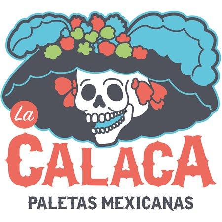 Paletas La Calaca: Paleta de Cookies & Cream