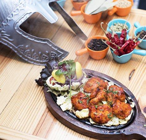 Londoners Bistro & Pub: Chicken Tikka Sharabi