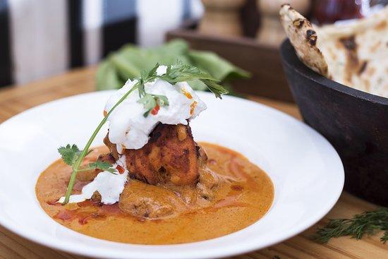 Londoners Bistro & Pub: Butter Chicken