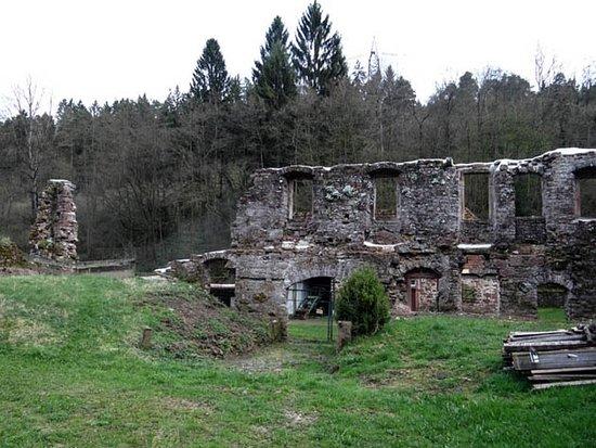 Former Monastery Grunau: the ruin