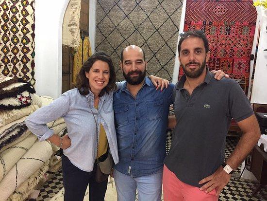 Bleu de Fes: Au Bazar à Tanger // bleudefes.com