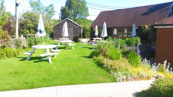 The Bull Inn: Just right for the warm weather!