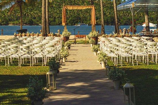 Pousada Sitio Da Prainha: Casamento na Pousada