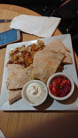 Candlewyck Diner: Quesadillas