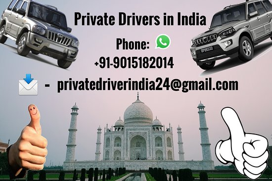 ‪Private Driver In India‬