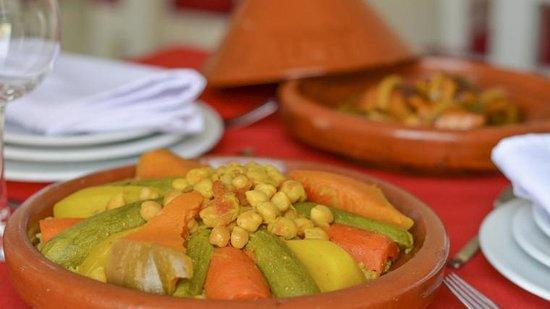 restaurant Riad Ben Tachfine