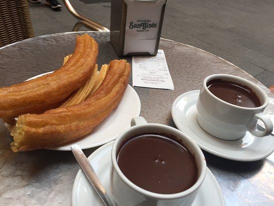 Chocolateria San Gines Φωτογραφία