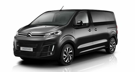 Санта-Мария-ди-Кастеллабате, Италия: Brand new Citroen SpaceTourer 9 seater available for transfers and excursion.