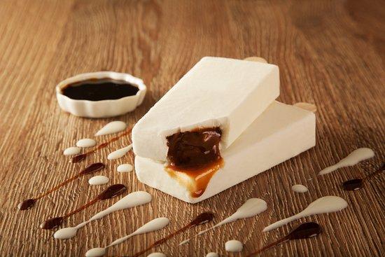 Paletas La Calaca: Paleta de Chocolate con Maní