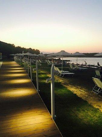 Aptera Beach Resort: relax