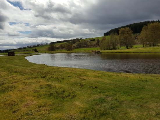 Morayflyfishing and Glen of Rothes Trout Fishery
