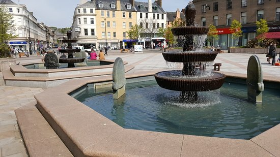 City Square Fountains