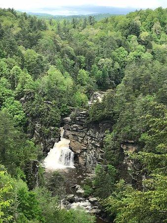 Linville Falls, NC: Falls