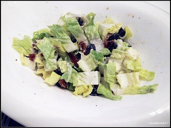Amici: Class Caesar Salad