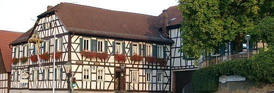 """Gasthaus """"Zur Traube"""" in Lautertal-Reichenbach (Hessen)"""