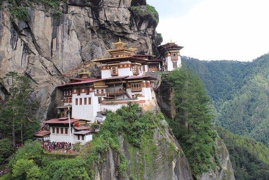 Adventure Mission Nepal: Takshang Monastery