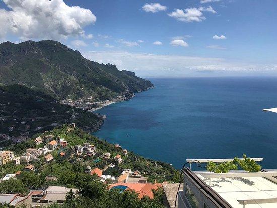 Al Ristoro del Moro: View from restaurant
