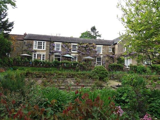 Lastingham, UK: Venue from their beautiful garden