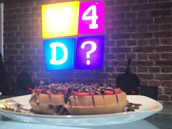 W4D? - What's4Dessert?: Waffles