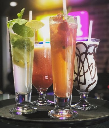 W4D? - What's4Dessert?: Mocktails and smoothies
