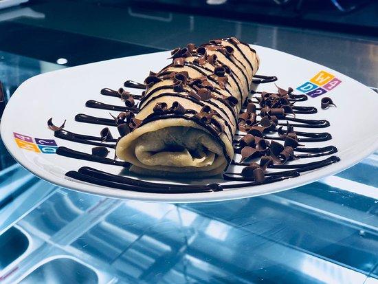 W4D? - What's4Dessert?: Banana Burrito Wrap