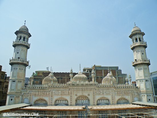 Mahabat Khan Mosque